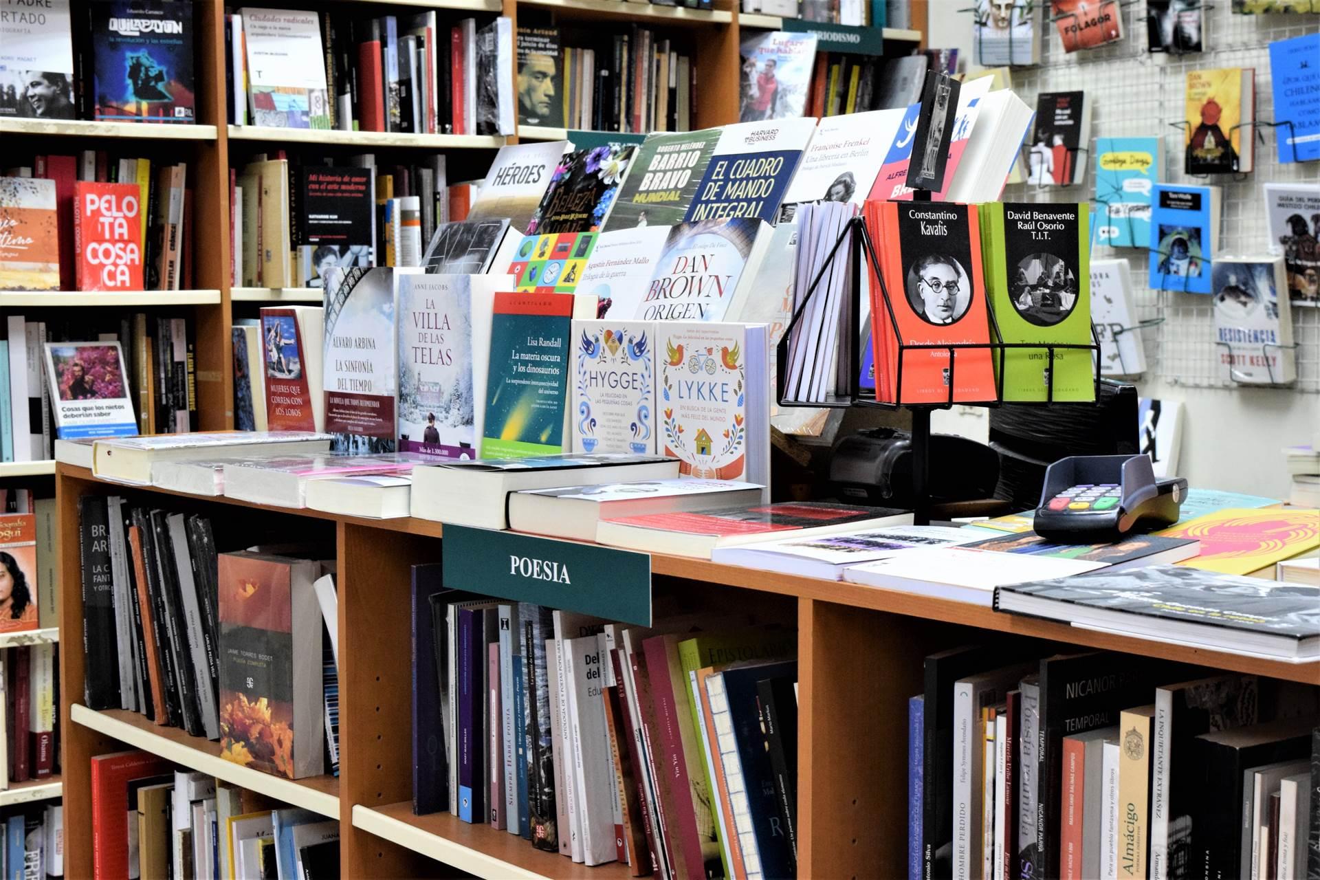 Librería Clepsidra